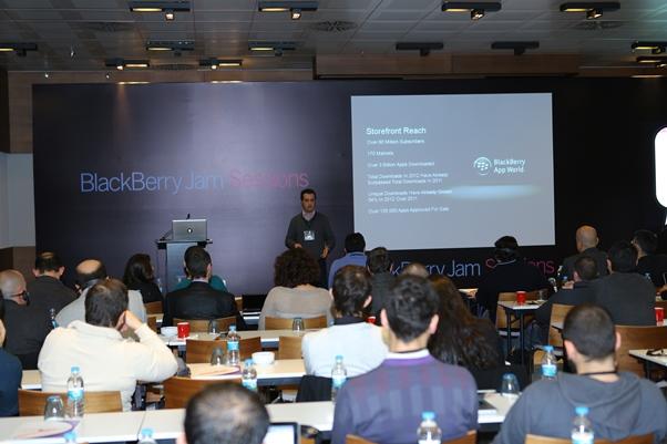 RIM, Türkiye'deki Uygulama Geliştiricilere Yönelik BlackBerry 10 Etkinliği Düzenledi