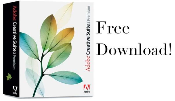 Adobe, en popüler yazılımı Creative Suite (CS)'nin 2. versiyonu olan CS2'yi artık ücretsiz olarak bilgisayarlarınıza indirilebilirsiniz