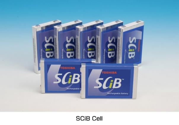 TOSHIBA'nın 10 dakikada Şarj Edebilen Süper Pilleri: SCİB