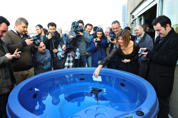 Sony Mobile Communications, Xperia Z'nin Türkiye tanıtımını özel bir deneyim etkinliği ile gerçekleştirdi