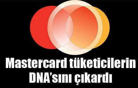 MasterCard Online DNA